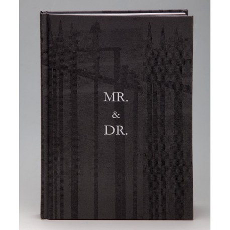 Mariela Sancari & Adolfo Córdova - Mr. & Dr. (This Book Is True, 2017)