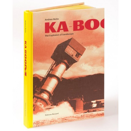 Ka-Boom - photobook signed by Andrea Botto