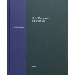 Night Procession, livre photo signé par Stephen Gill