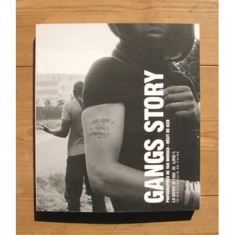 Yan Morvan - Gangs Story (La Manufacture de Livres, 2012)