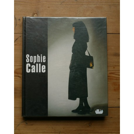 Sophie Calle - Catalogue Sprengel Museum, Hannovre