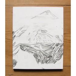 Maanantai - Nine Nameless Mountains (Kehrer Verlag, 2013)