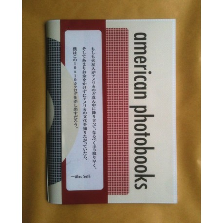10×10 American Photobooks (bookdummypress, 2013)