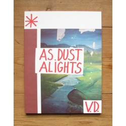 Vincent Delbrouck - As Dust Alights (Auto-publié, 2013)
