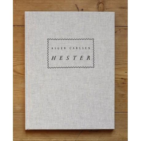 Asger Carlsen - Hester (Mörel Books, 2013)