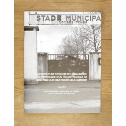 Christophe Le Toquin - éléments d'une typologie de l'urbanisation - Vol.3 (Auto-publié, 2013)