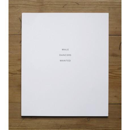 Gilles Bonnecarrère - Male Dancers Wanted (Éditions Lutanie, 2013)