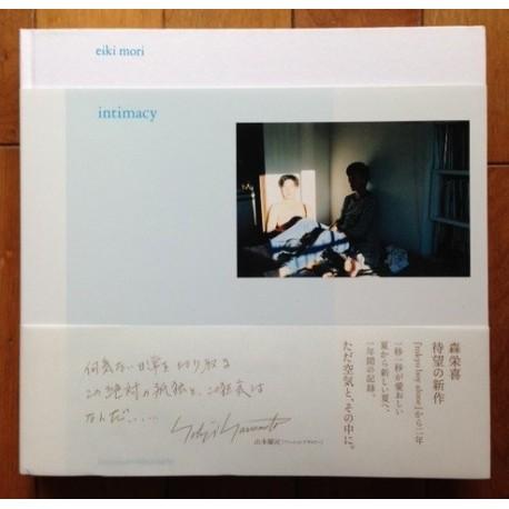 Eiki Mori - Intimacy (Nanarokusha Publishing, 2013)