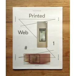 Paul Soulellis - Printed Web No. 1 (Library of the Printed Web, 2014)