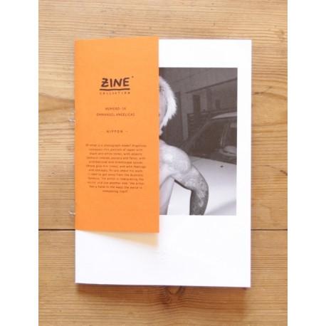 "Emmanuel Angelicas - Zine N° 14 ""Nippon"" (Editions Bessard, 2014)"