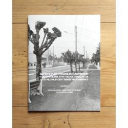 Christophe Le Toquin - éléments d'une typologie de l'urbanisation - Vol.4 (Self-published, 2014)