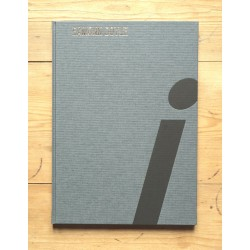 Eamonn Doyle - i (Self-published / D1, 2014)