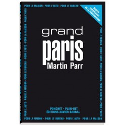Martin Parr - Grand Paris (Editions Xavier Barral, 2014)