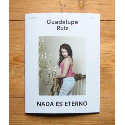 Guadalupe Ruiz - Nada es Eterno (oodee, 2014)