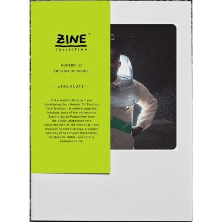 Cristina de Middel Zine N° 12 - Afronauts (Editions Bessard, 2014)