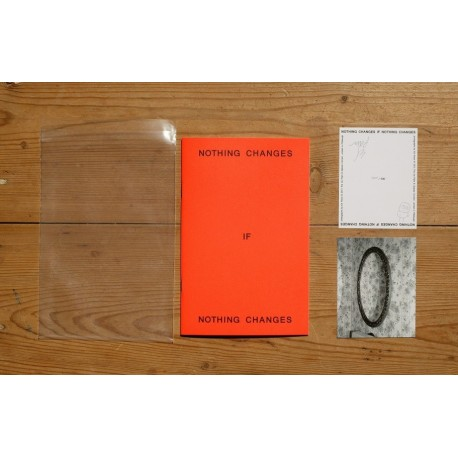 Ed Panar - Nothing Happens If Nothing Happens (The Ice Plant, 2013)