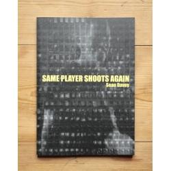 Sean Davey - Same Player Shoots Again (Self-published, 2014)