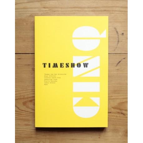 Collectif - Timeshow 5 (Timeshow Press, 2014)