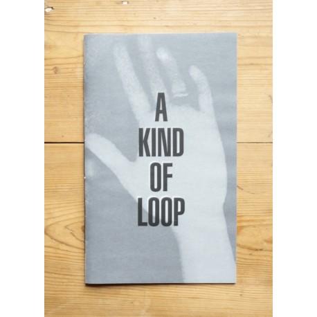 Martín Bollati - A Kind of Loop (RIOT Books, 2014)