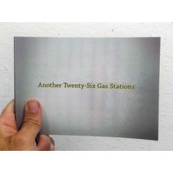 Gregory Jones - Another Twenty-Six Gas Stations (In the In-Between, 2014)