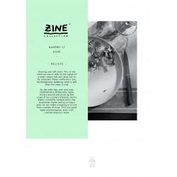 "Agne - Zine N° 17 ""Reliefs"" (Editions Bessard, 2014)"