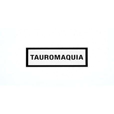 Julián Barón - Tauromaquia (Auto-publié, 2014)