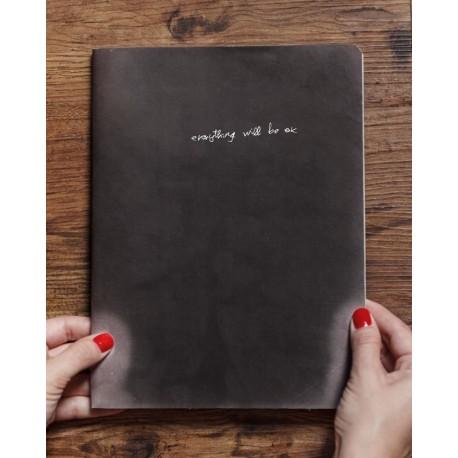 Alberto Lizaralde - everything will be ok (Self-published, 2014)