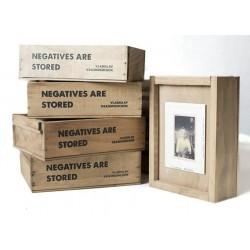 Vladyslav Krasnoshchok - Negatives are Stored (RIOT Books, 2014)