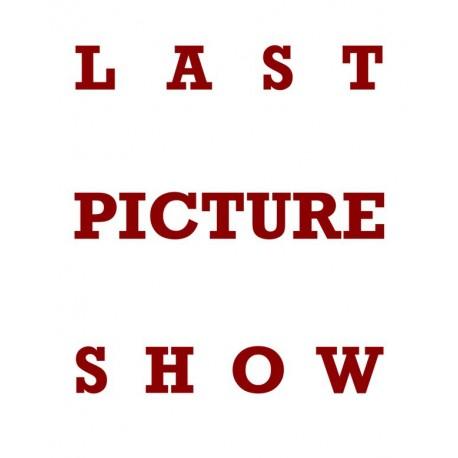 David Kregenow - Last Picture Show (Auto-publié, 2015)