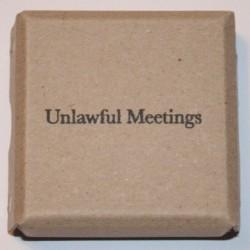 Lina Hashim - Unlawful Meetings (Self-published, 2014)