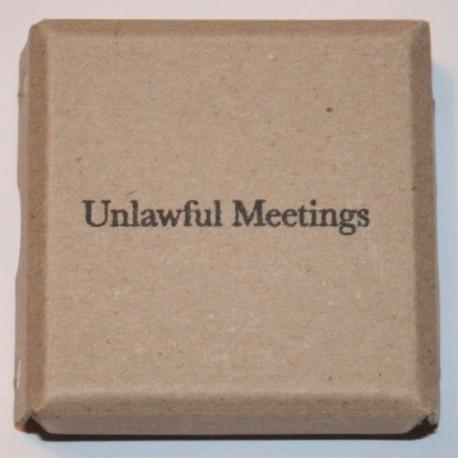 Lina Hashim - Unlawful Meetings (Auto-publié, 2014)