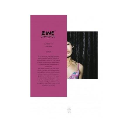 Luo Yang - Zine N° 24 - Girls (Editions Bessard, 2015)