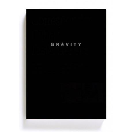 Michel Mazzoni - Gravity (ARP2 Art & Research Publishing, 2015)
