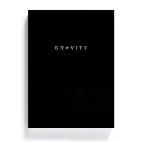 Gravity - signed photobook by Michel Mazzoni
