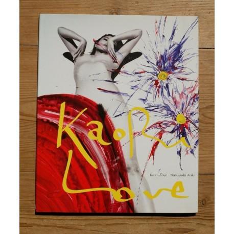 Nobuyoshi Araki - Kaori Love (Eyesencia, 2007)