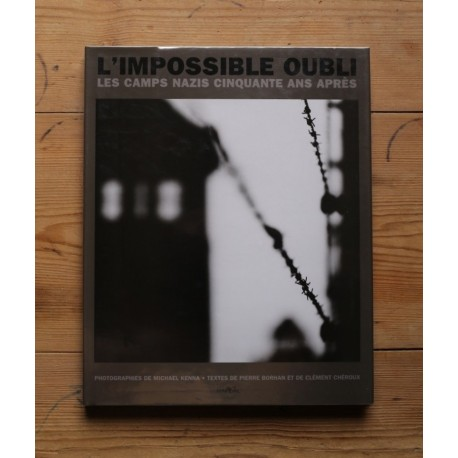 Michael Kenna - L'impossible oubli (Marval, 2001)