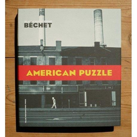 Jean-Christophe Béchet - American Puzzle (Trans Photographic Press, 2011))
