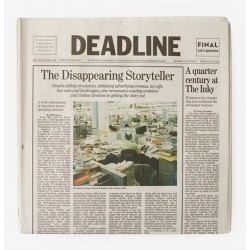 Will Steacy - Deadline (b.frank books, 2015)