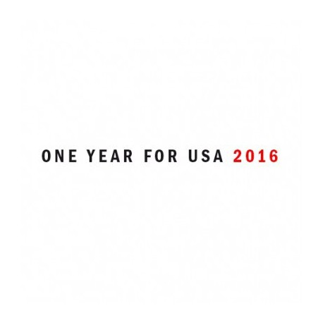 Collectif - One Year for USA 2016 Calendar (Lozen Up, 2015)