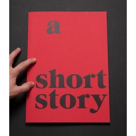 Thomas Boivin - A Short Story (Auto-publié, 2015)