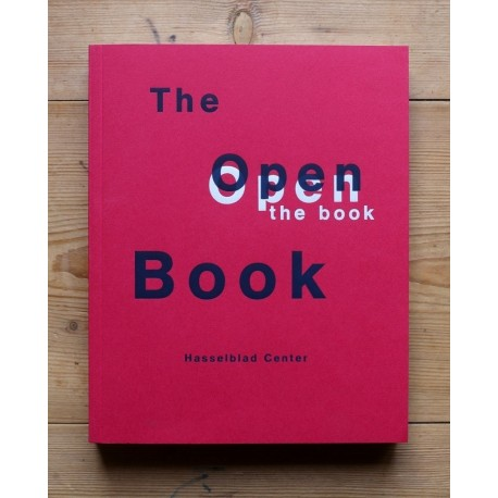 The Open Book (Hasselblad Center, 2004)