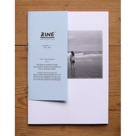 Zhu Mo - Zine N°3 - The Emptiness (Éditions Bessard, 2012)