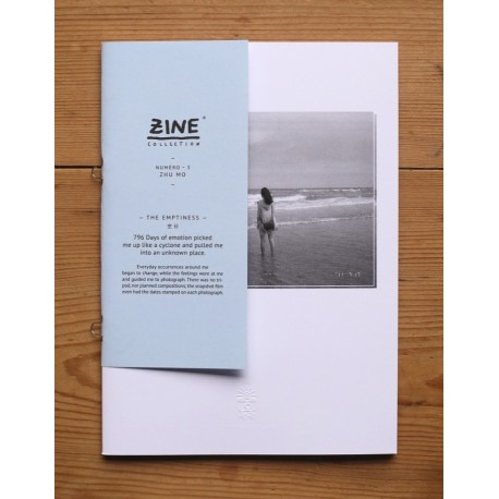 Zine N°3 - The Emptiness (tirage signé)