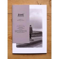 Bernard Plossu - Zine N°7 - Un Roman Gris (Éditions Bessard, 2013)