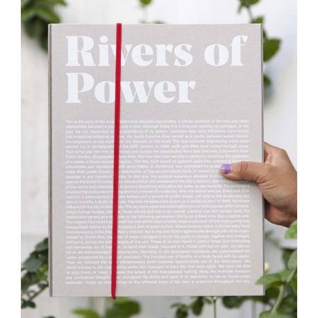 Alejandro Cartagena - Rivers of Power (Alejandro Cartagena / NEWWER, 2016)