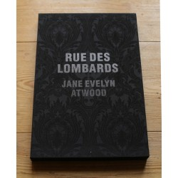 Jane Evelyn Atwood - Rue des Lombards (Éditions Xavier Barral, 2011)