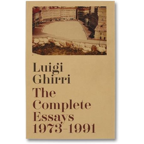 Luigi Ghirri - The Complete Essays 1973-1991 (Mack, 2016)