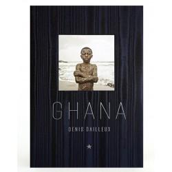 Denis Dailleux - Ghana (Le bec en l'air, 2016)