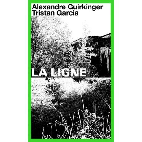 Alexandre Guirkinger - La Ligne (RVB Books, 2016)