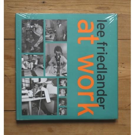 Lee Friedlander - At Work (D.A.P., 2002)